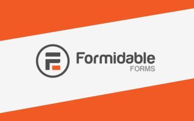 Ist Formidable Forms das beste WordPress Form Plugin?