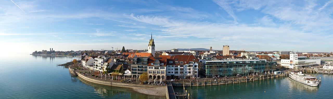 Friedrichshafen Bodenseeufer
