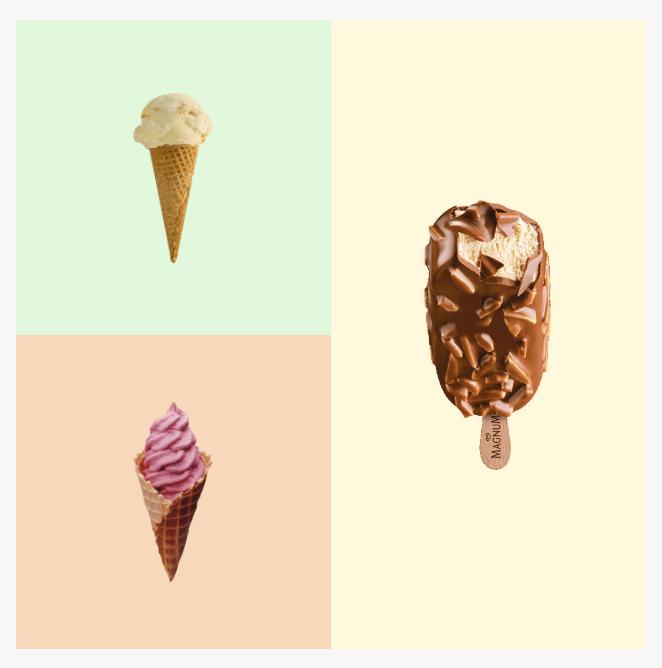 Ice Cream layout for Divi-16