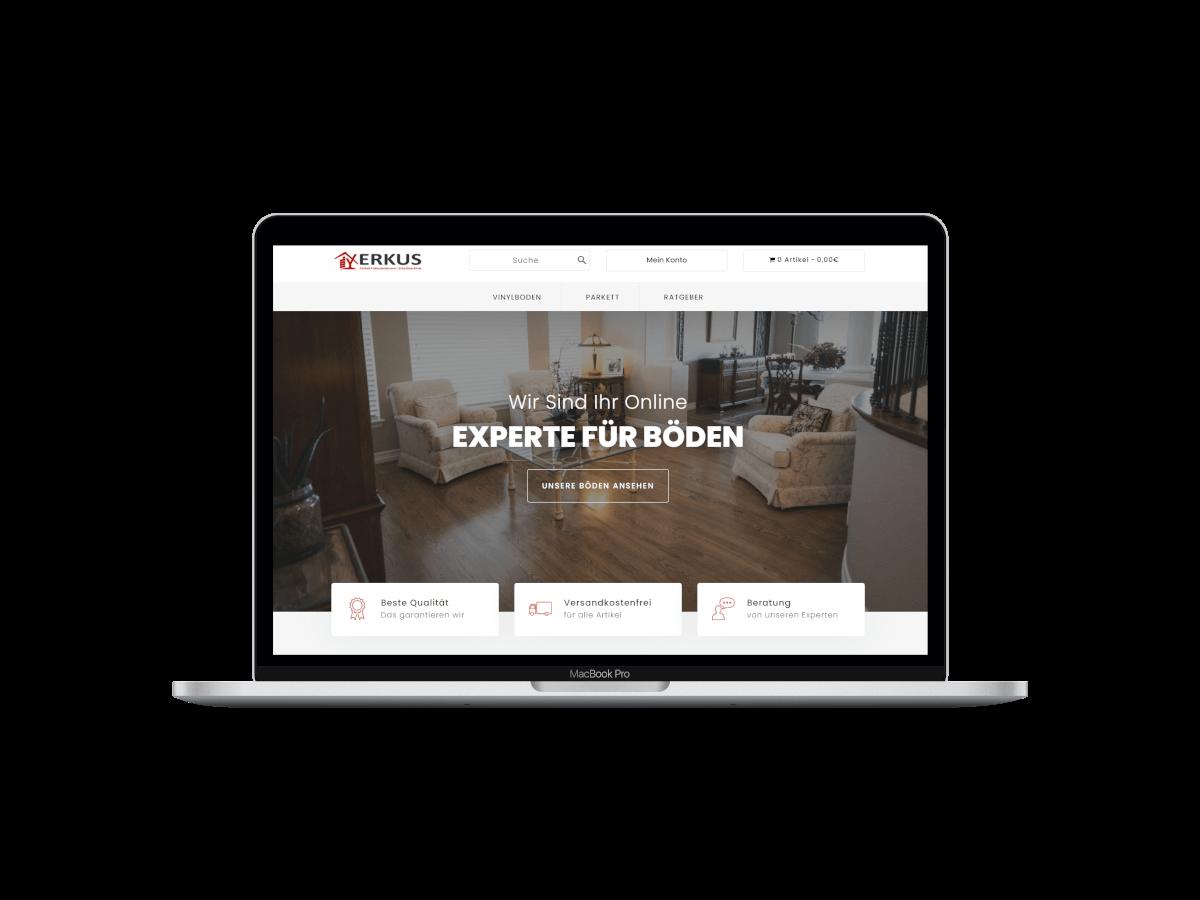 Webdesign Ferienhaus Reichle