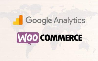 Google Analytics für WooCommerce einrichten