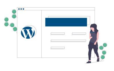 WordPress Website erstellen in 5 Schritten