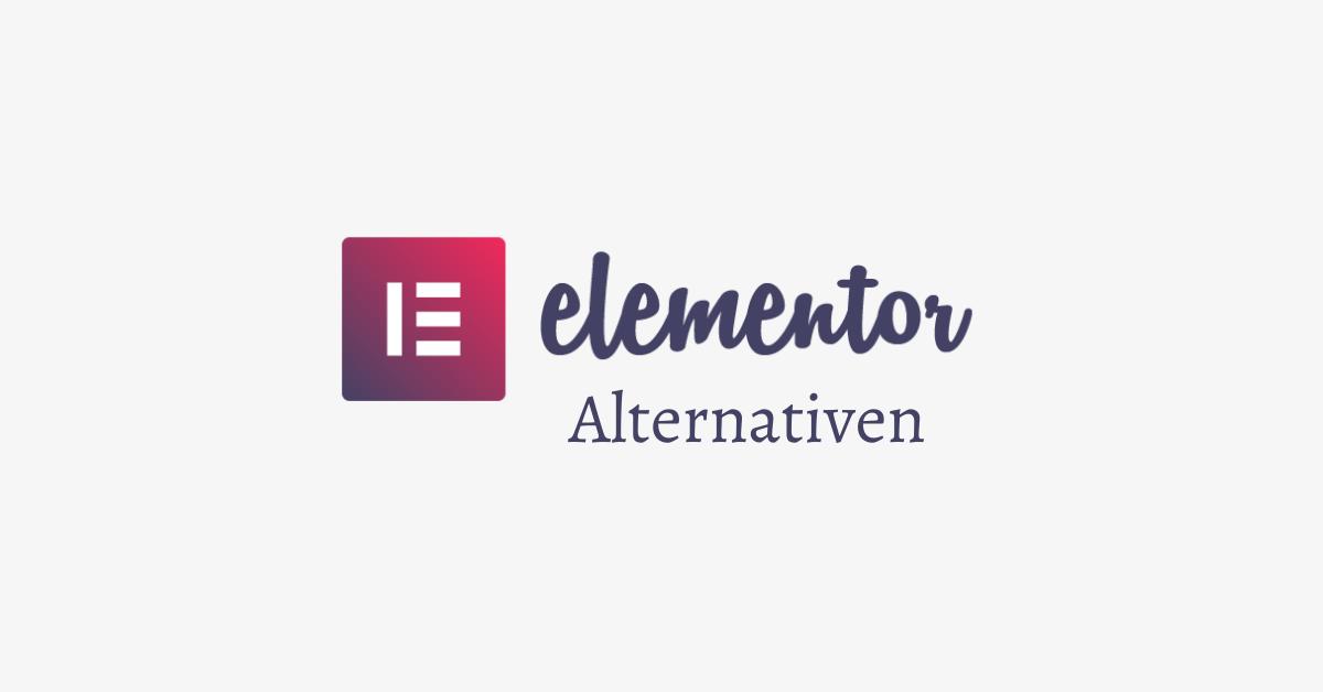 elementor-alternative