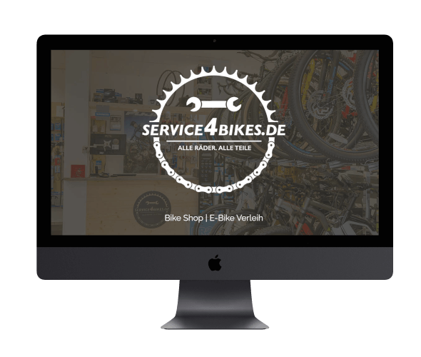 webdesign service4bikes